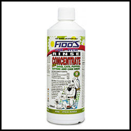 Fido's - Fre-Itch Rinse Concentrate