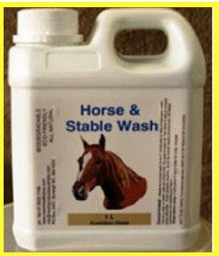 Horse & Stable Wash