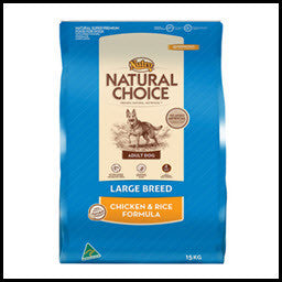 Nutro - Natural Choice - Large Breed - Chicken and Rice