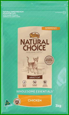 Nutro -Natural Choice - Chicken