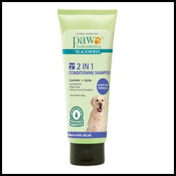 PAW - 2 IN 1 CONDITIONING SHAMPOO - 200ml - 500ml - 5ltr