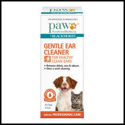 PAW - GENTLE EAR CLEANER - 120ML