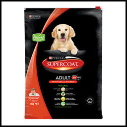 Supercoat - Adult Dog - Chicken 18KG
