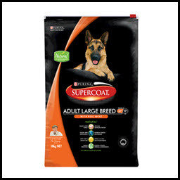 Supercoat - Adult Dog - Large Breed - 18KG