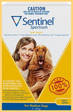 Sentinel - Spectrum For Dogs - 3 Pack