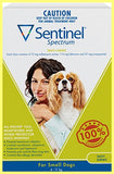 Sentinel - Spectrum For Dogs - 6 Pack