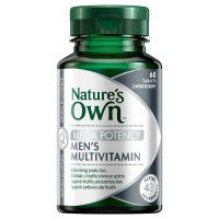 Nature's Own Men's Multivitamin (60 tablets)