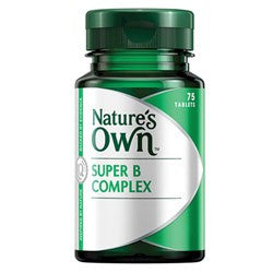 Nature's Own Super B Complex (75 tablets)
