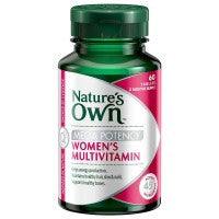 Nature's Own Women's Multivitamin (60 tablets)