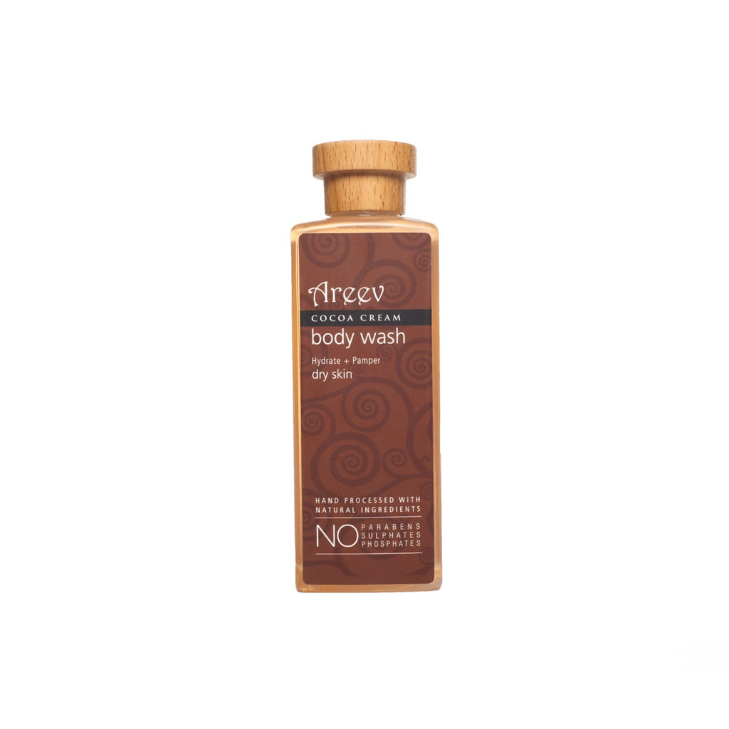 Cocoa Cream Natural Body Wash