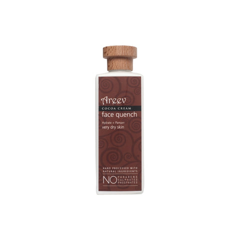 Cocoa Cream Natural Facial Moisturizer