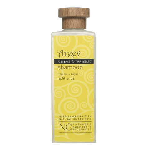 Citrus and Turmeric Shampoo