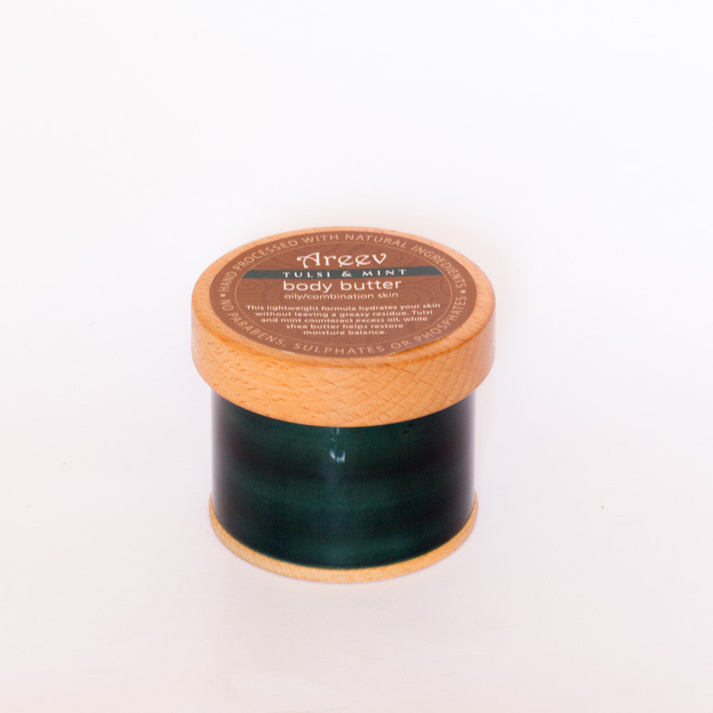 Citrus Natural & Turmeric Body Butter