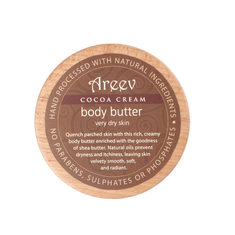 Cocoa Cream Natural Body Butter