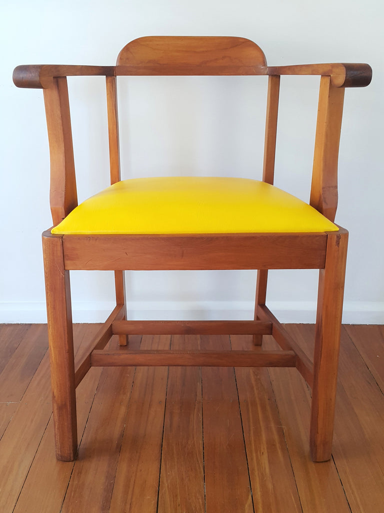 SOLD Vintage Captains or Writers Chair