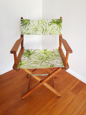 SOLD Restored Directors/Beach Chair