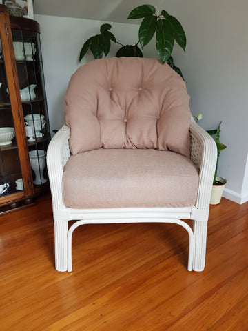Big Old Comfy Cane Chair