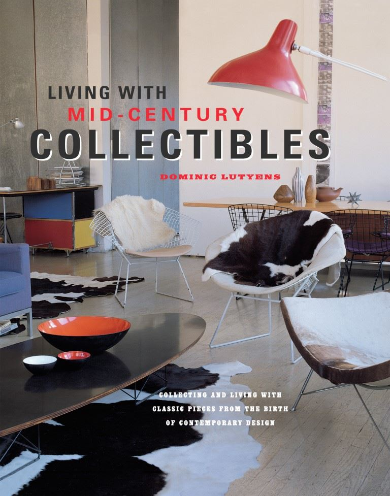 Living with Mid-century Collectibles - Dominic Lutyens
