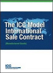 New ICC Model International Sale Contract (2013 Edition) - ICC