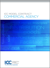 ICC Model Commercial Agency Contract (3rd Edition) - ICC
