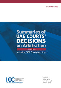Summaries of UAE Courts' Decisions on Arbitration