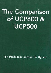 The Comparison of UCP 500 and UCP 600 - ICC