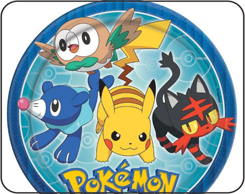 Pokemon Party Supplies NZ