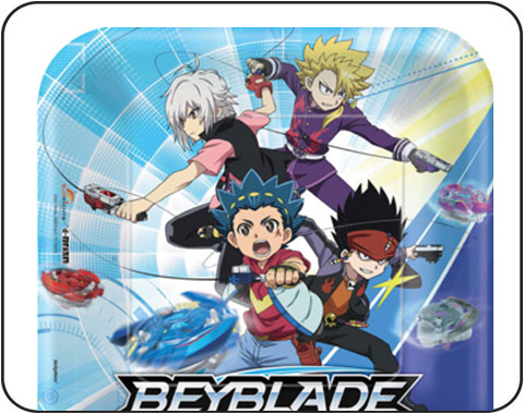 Beyblade Party Supplies NZ