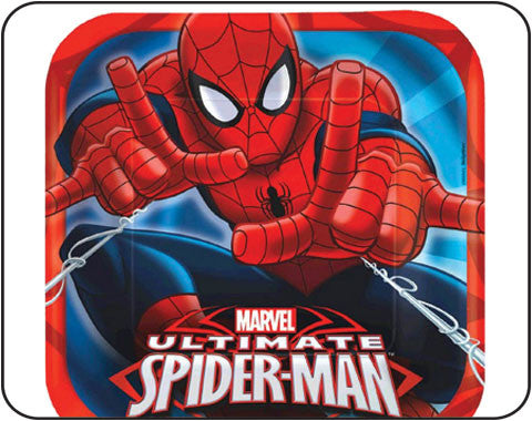 Spiderman Party Supplies Decorations