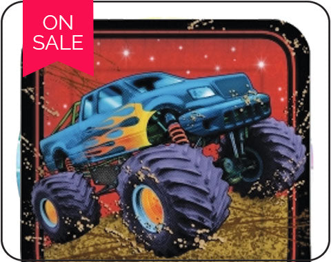 Mudslinger MOnster Truck party supplies