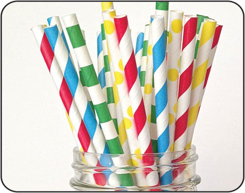 Party Straws