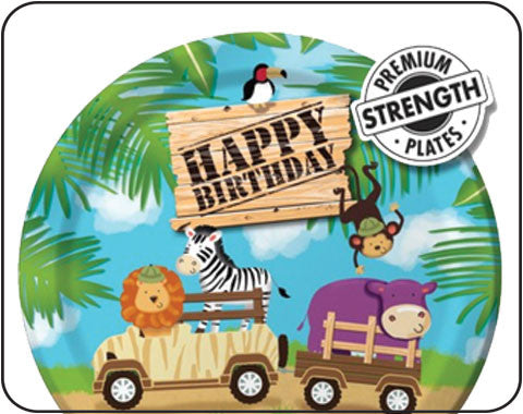 Jungle Safari Party Supplies NZ