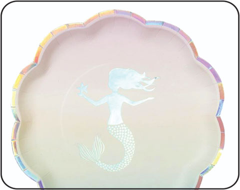 We Heart Mermaid Party Supplies NZ