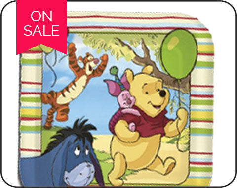 Winnie The Pooh and Friends Party