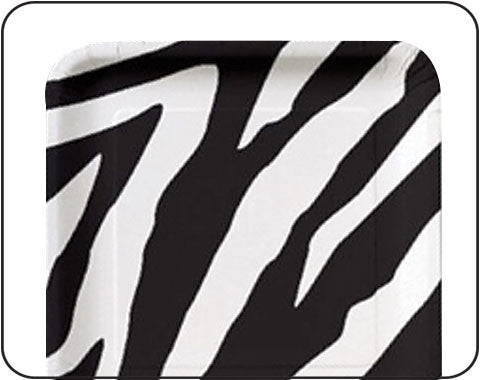 Zebra Jungle Party