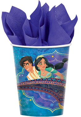 Aladdin Party Cups
