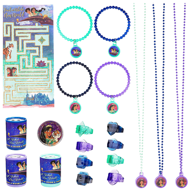 Aladdin Party Favours Pack