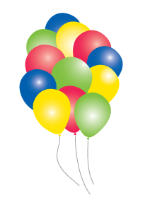 Sesame Street Party Balloons