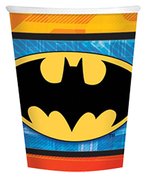 Batman Party Cups NZ