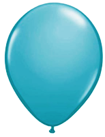 Bermuda Blue Balloons - Single