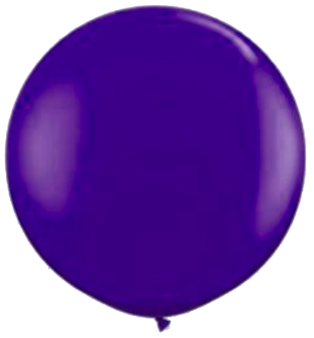 New Purple 60cm Balloon