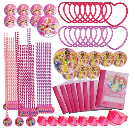 Disney Princess Party Favour Packs NZ