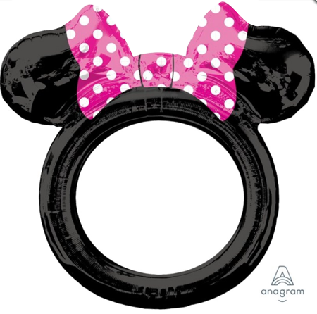 Minnie Mouse Inflatable Picture Frame