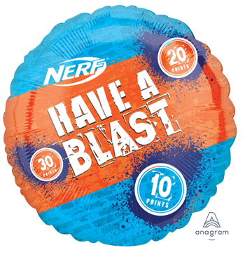 Nerf Foil Jumbo Balloon NZ