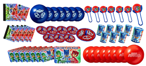 PJ Masks Party Favour Pack NZ