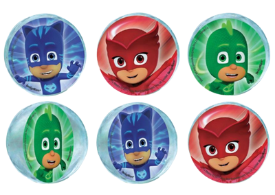 PJ Masks Bouncy Ball Party Favours