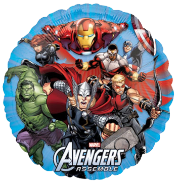 Avengers Foil Party Balloon