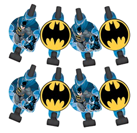 Batman Party Blowers NZ