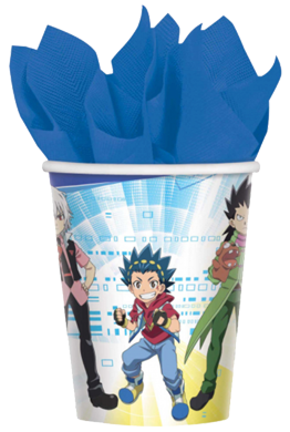 beyblade party cups NZ