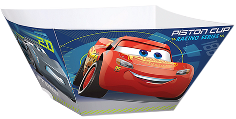 Cars 3 Large Serving Bowls